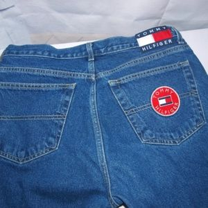 RARE Tommy Hilfiger Womens Sz 13 Boyfriend Jeans